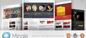 Mingle – Multi-purpose WordPress Theme
