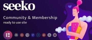 Seeko – Community Site Builder with BuddyPress SuperPowers