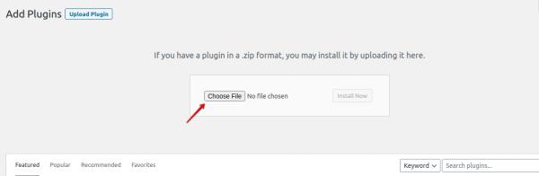 selectdownloadedplugin